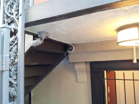 Cctv Manhattan 16 honeywell security cameras installation west