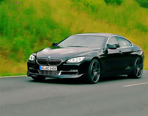 Bmw  Series Gran Coupe  Ac Schnitzer Freshness Mag