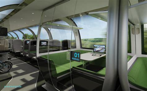 interior concept mercury britain s new high speed train concept