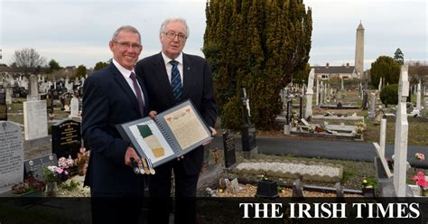 irish times jobs section section of jacob s easter rising flag returned to ireland