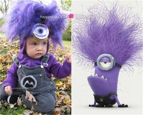 imagenes de minions violetas 7 disfraces divertidos 161 de los minions pequeocio