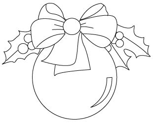 how to draw christmas balls 171 childrens drawings