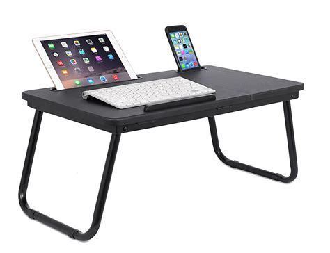 laptop desks for bed desk bed portable laptop desk table stand holder