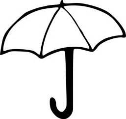 Umbrella Clipart Black And White Blackandwhite