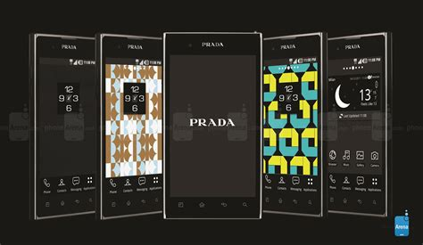 The Prada Phone By Lg by Lg Prada 3 0 Specs