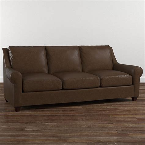 casual stylish custom leather sofa