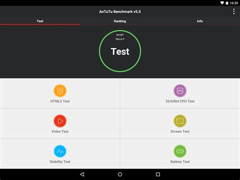 antutu benchmark apk antutu benchmark 187 apk thing android apps free