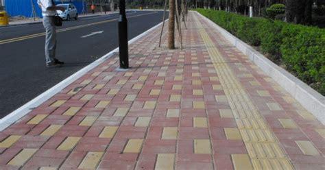 mengenal paving block teknik sipil millenium