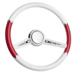 Custom Steering Wheels Ebay Custom Steering Wheel School Rod Simply White