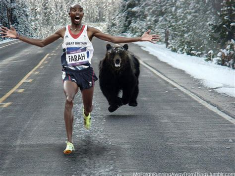 Running Bear Meme - the olympics and the branding impact of the mobot