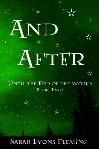after the end of the world books and after until the end of the world 2 by lyons