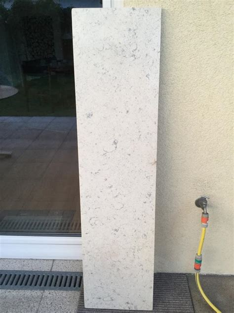 fensterbank 35 cm wie neu marmor naturstein fensterbank brett platte 140 x