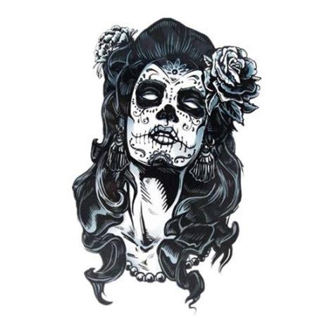 imagenes de calaveras y muertes tattoo santa muerte catrina