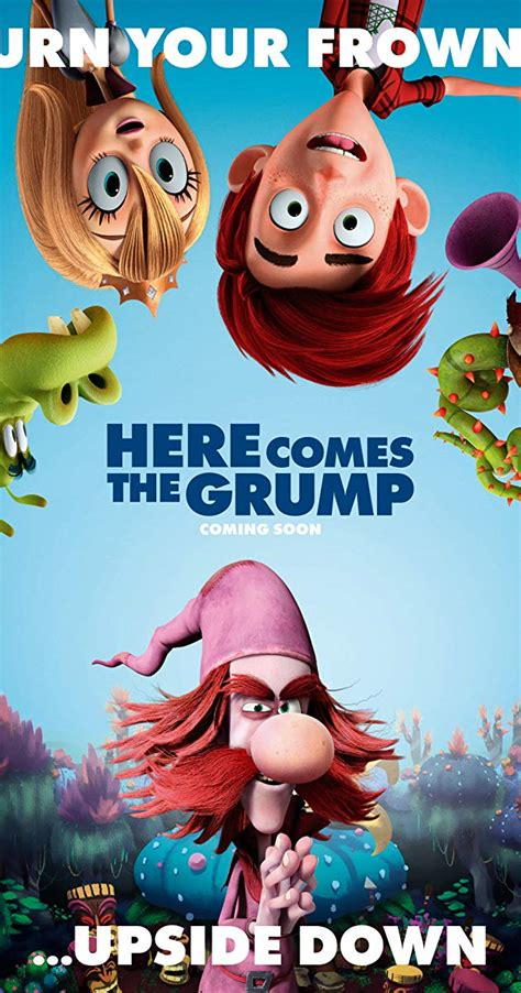 here comes the grump 2018 imdb
