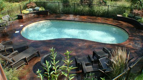 kidney shaped pools 20 exquisite kidney shaped pool designs home design lover