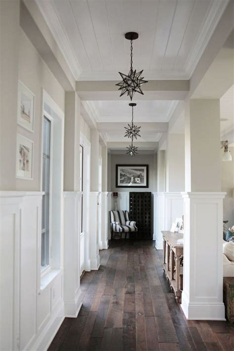 hallway paint colors best 25 dark wood floors ideas on pinterest