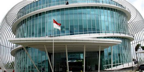 gedung surya research  education center srec