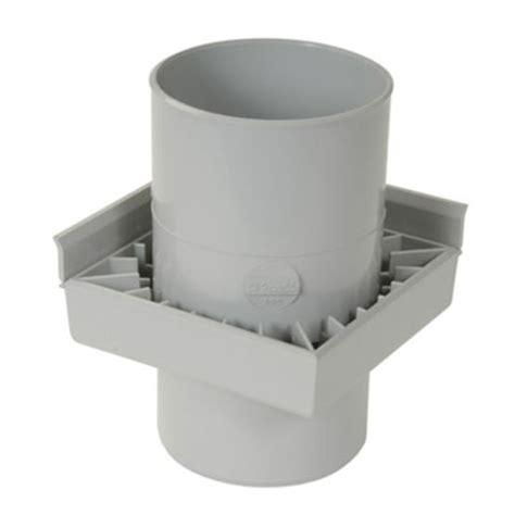 siphon pour balcon ou terrasse avec sortie de 80 ou 100 mm