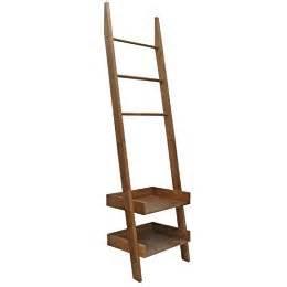 gallery towel rack ladder bathroom