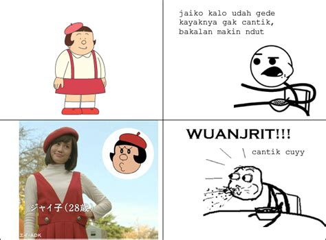Meme And Rage Comic Indonesia - meme comic indonesia