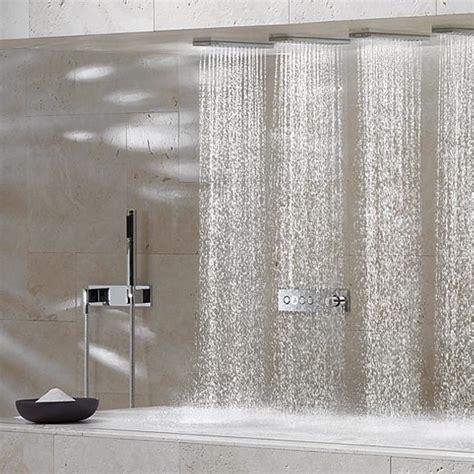 Horizontal Shower by Horizontal Shower By Dornbracht Source Of Spiritual