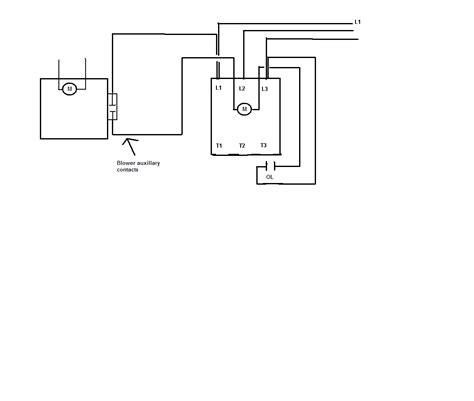 480 volt motor starter wiring diagram get free image