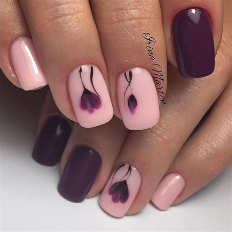 maroon color nails best 25 maroon nails ideas on maroon nails