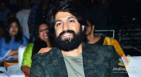 actor yash new movie kgf actors technicians are like soldiers yash