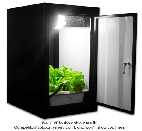 Growing Closet by Superbox Cfl Grow Cabinet Supercloset