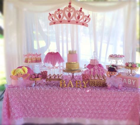 themed baby shower decorations inspirational princess themed baby shower ideas 26 about