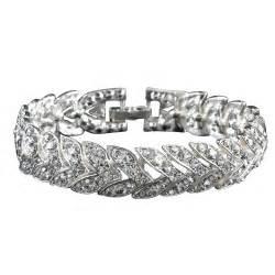 Simple wedding earrings amp jewellery sets crystal bridal accessories