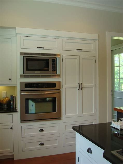 cabinetry  microwave  oven wall oven kitchen