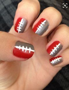 Tennessee Football Nail