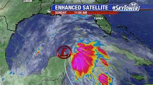 satellite weather map florida tropical depression three forms set to drench florida