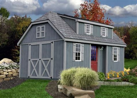 Buy A Storage Shed by Wooden Storage Sheds Buy A Kit Or Build It Yourself