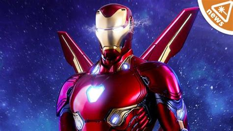 avengers set photo reveal iron mans