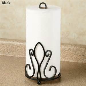 tuscan paper towel holder tuscano fleur paper towel holder