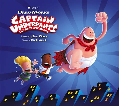 film epici comici captain underpants the first epic movie arlington
