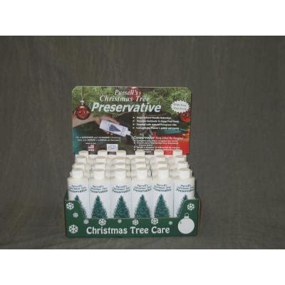 xmas tree preserver pursell s tree preservative 8 oz 8 oz tree preservative pres8 the home depot
