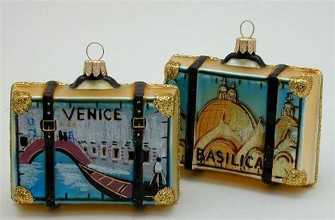 rome decoration hand italian themed christmas ornaments