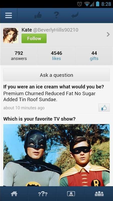 ask fm apk ask fm social q a network apk free social android app appraw