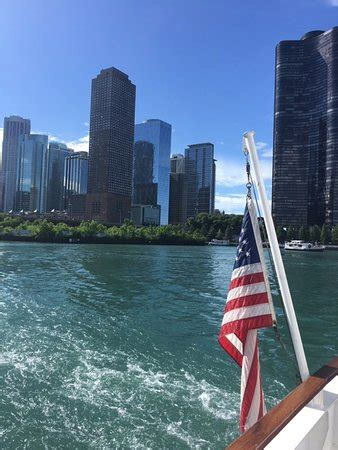 wendella boats location city view from the back of the wendella boat picture of