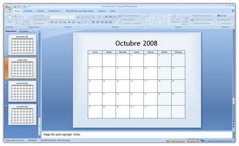 Crear Calendario Word Plantillas De Word Powerpoint Y Excel A 241 O Nuevo