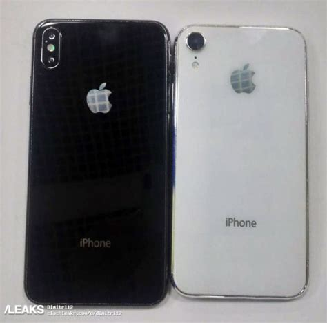 iphone 9 และ iphone x plus จะม หน าตาเป นอย างไร มาด ภาพเคร องด มม ล าส ดก น beartai