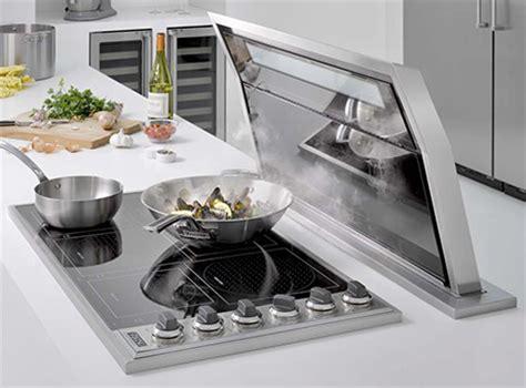 downdraft kitchen exhaust fans kitchen range hood decorative not just funtional sesshu