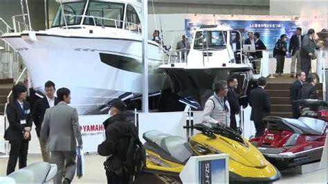 boat show yokohama japan international boat show weighs anchor in yokohama