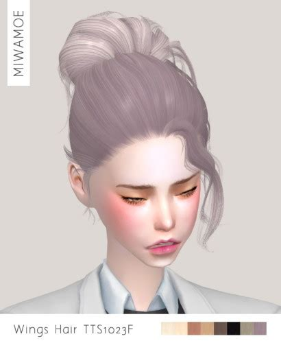 hair bun download sims 4 hairstyles downloads 187 sims 4 updates 187 page 20 of 629