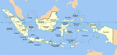 indonesia wikipedia the free encyclopedia file indonesia provinces map fr svg simple english