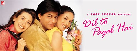 biography of film dil list of awards won by dil to pagal hai movie yash raj films