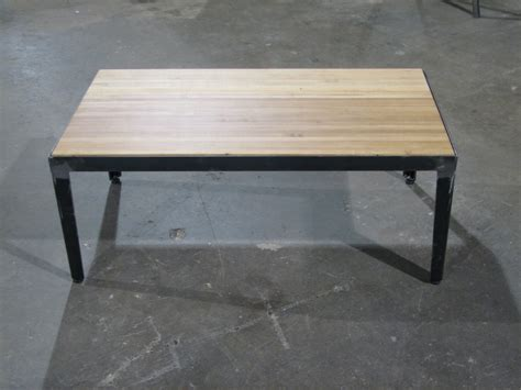 bowling alley coffee table buro series - Buro Table